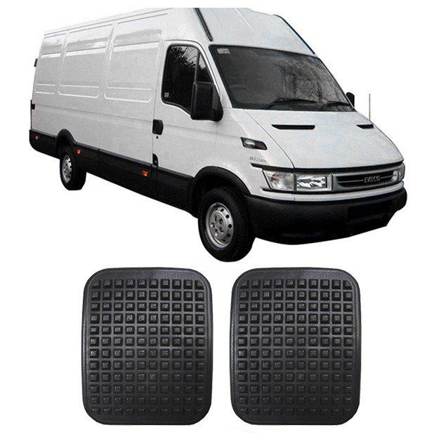 Capa Pedal Iveco Daily - 1997 1998 1999 2000 2001 2002 2003 2004 2005 2006 2007