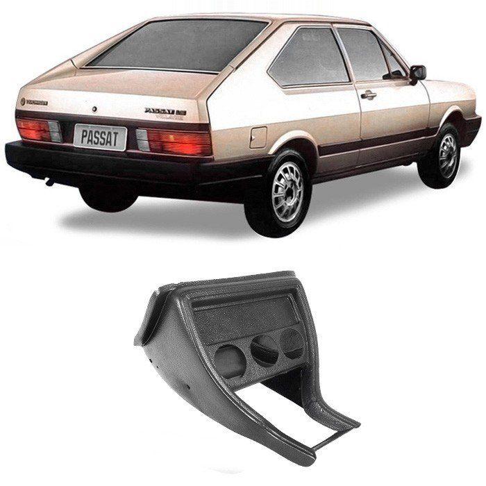 Console Central Curto Passat - 1977 1978 1979 1980 1981 1982 1983 1984 - Com Furo