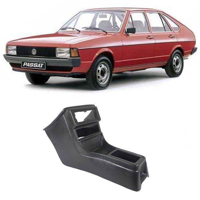 Console Central Passat - 1985 1986 1987 1988 1989 - Com Furo
