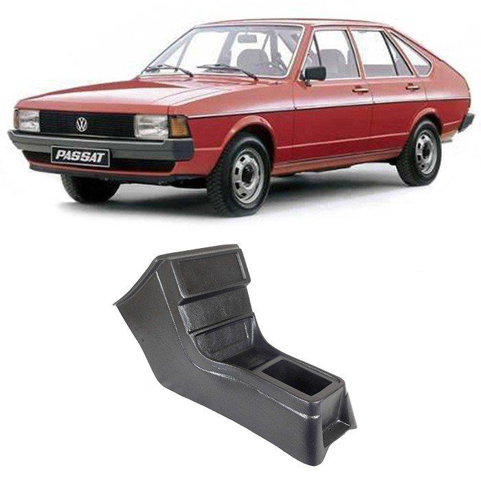 Console Central Passat - 1985 1986 1987 1988 1989 - Sem Furo