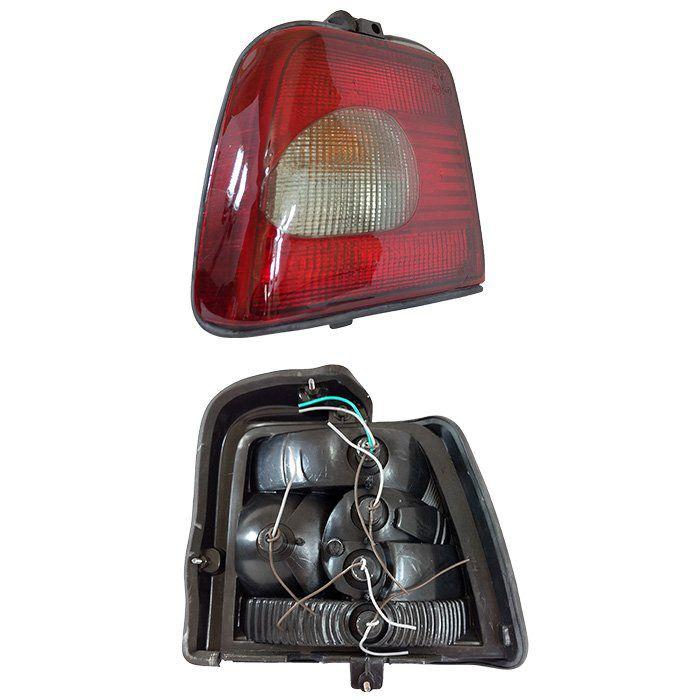 Lanterna Traseira Tempra 1996 1997 1998 - Cristal