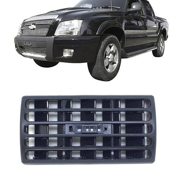 Difusor de Ar - S10, Blazer 1995 1996 1997 1998 1999 2000 - Central