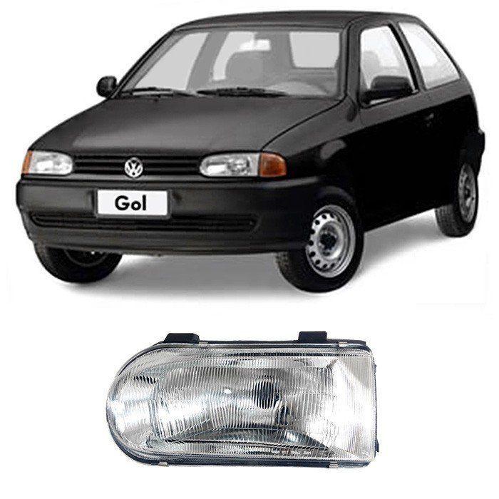 Farol Gol Parati Saveiro - 1995 1996 1997 1998 1999 - GLS / CLI / GLI