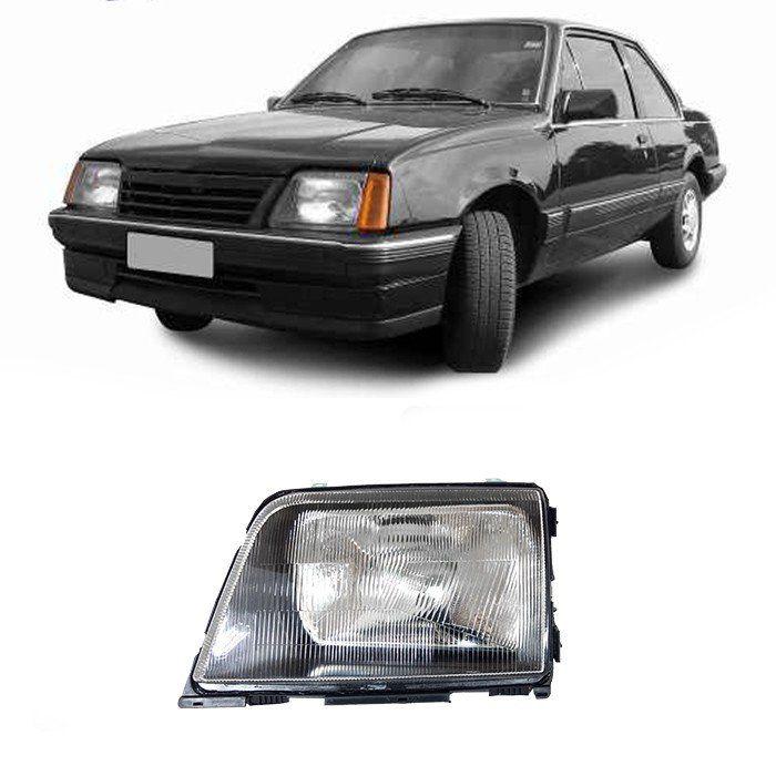 Farol Monza - 1982 1983 1984 1985 1986 1987