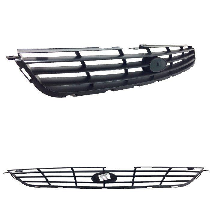 Grade De Radiador Ford Ka - 2002 2003 2004 2005 2006 2007