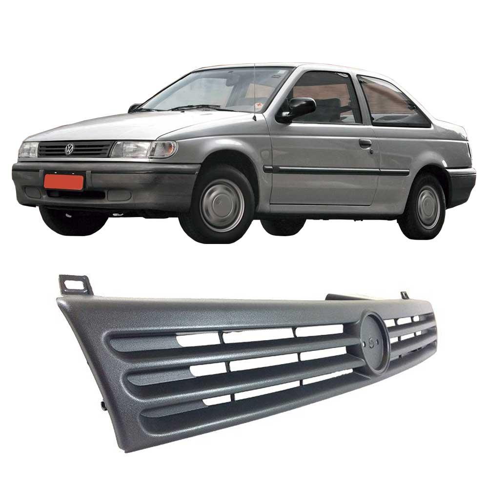 Grade De Radiador Logus 1993 1994 1995 1996 1997 - Cinza