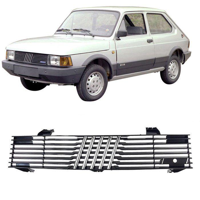 Grade Radiador Fiat Spazio  1983 1984 1985 1986