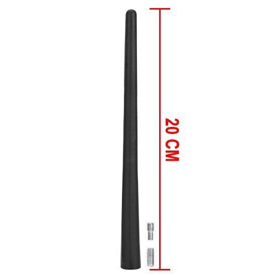 Antena de Teto Flexível Universal - 5mm - 6mm - Haste