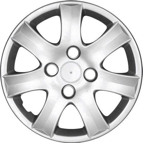 Jogo de Calota Aro 14 Fixação P/ Encaixe Peugeot (Todos)