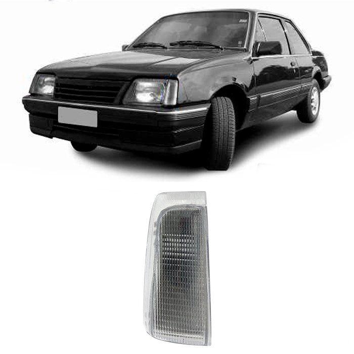 Lanterna Dianteira Pisca Monza 1988 1989 1990