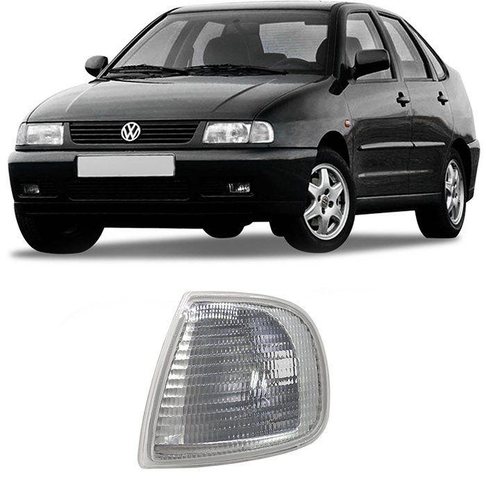 Lanterna Dianteira Pisca Polo Cordoba 1997 1998 1999 2000