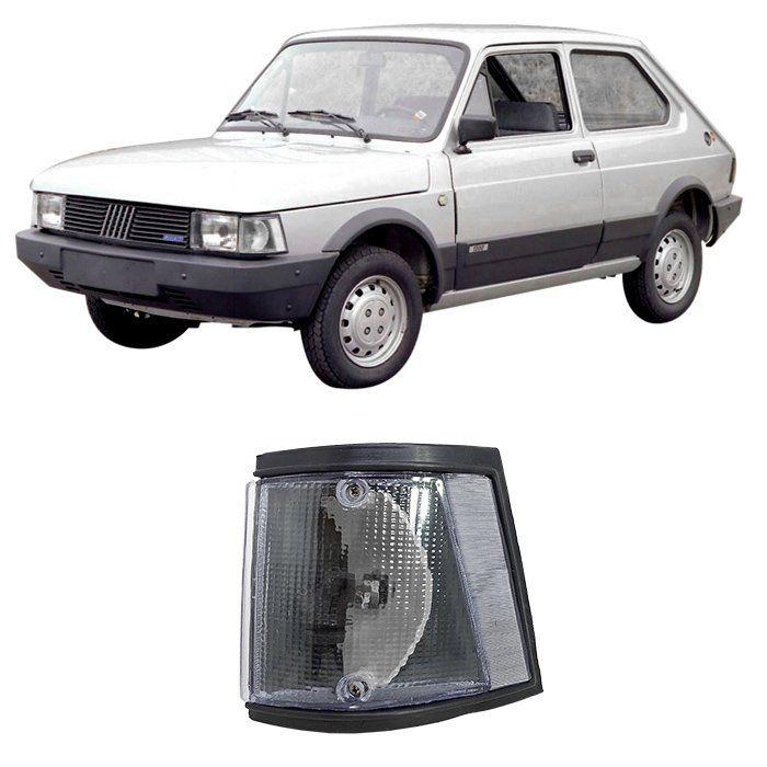 Lanterna Dianteira Pisca Spazio 1983 1984 1985 1986