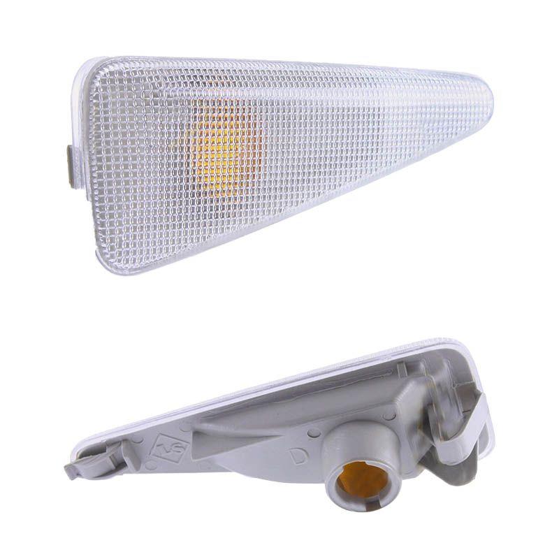 Lanterna Lateral Sandero 2008 2009 a 2013 2014 - Cristal