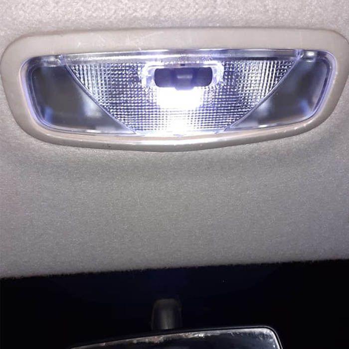 Lanterna Luz De Teto Ecosport Fiesta Courier 2001 2002 2003 2004 2005 2006 2007 2008 2009