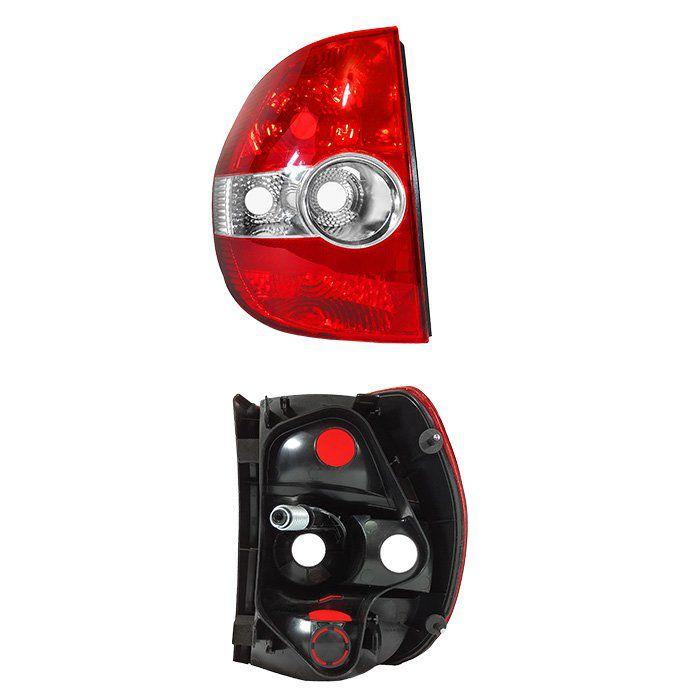 Lanterna Traseira Fox 2004 2005 2006 2007 2008 2009 2010