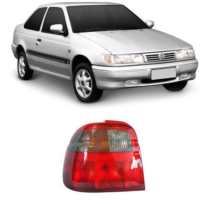 Lanterna Traseira Logus 1992 1993 1994 1995 1996 - Fumê