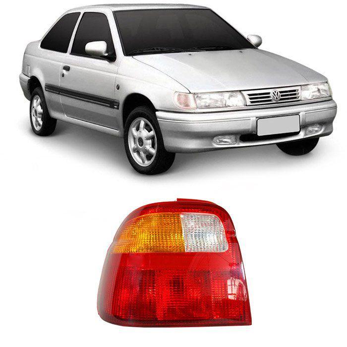Lanterna Traseira Logus 1992 1993 1994 1995 1996 - Tricolor