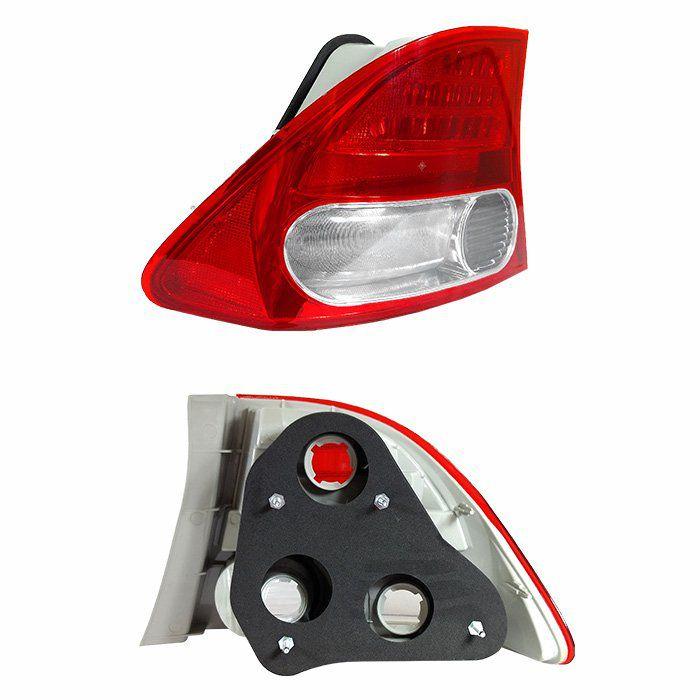 Lanterna Traseira New Civic 2007 2008 2009 2010 2011 - Canto