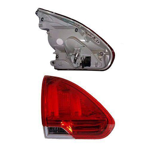 Lanterna Traseira Original Peugeot 2008 - 2015 2016 2017 - Mala