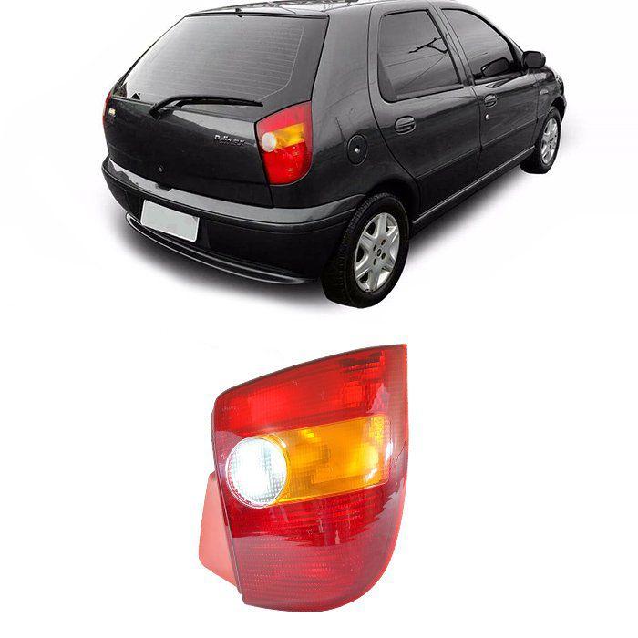 Lanterna Traseira Palio 1996 1997 1998 1999 2000