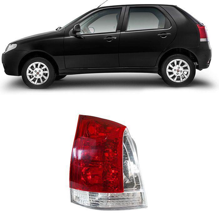 Lanterna Traseira Palio Economy G3 2004 2005 2006 2007 2008 2009 2010