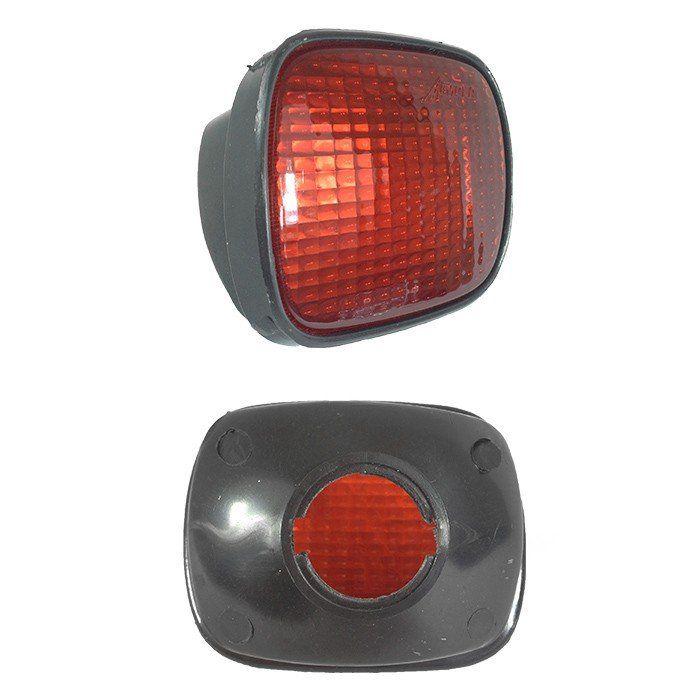 Lanterna Traseira Parachoque Neblina Gol 1995 1996 1997 1999 2000