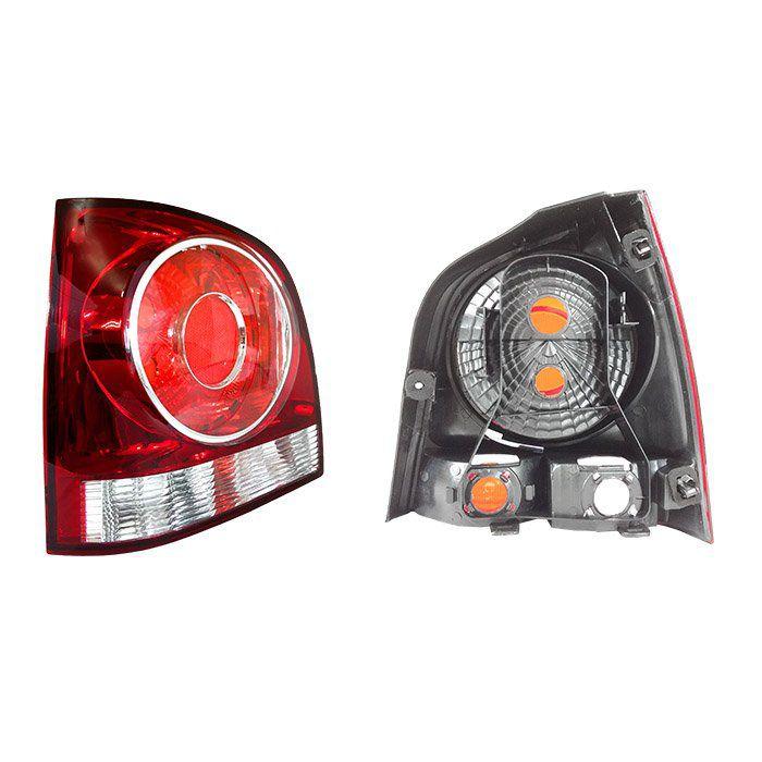 Lanterna Traseira Polo 2008 2009 2010 2011 2012 2013 2014