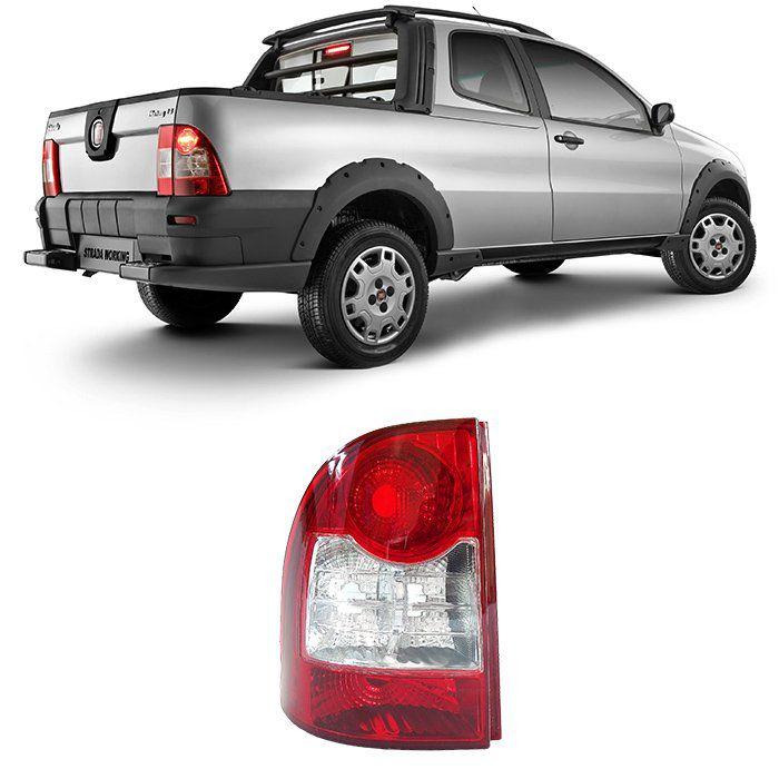 Lanterna Traseira Strada 2009 2010 2011 2012  2013