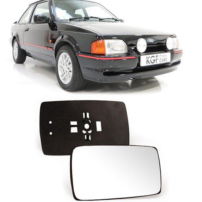 Lente Espelho Retrovisor Escort Verona 1993 94 95 96 1997 - Subconjunto