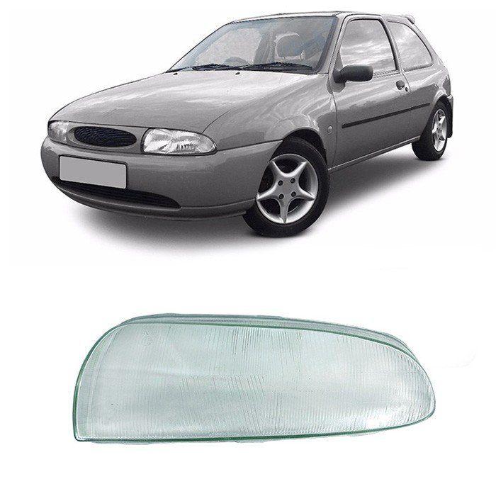 Lente Farol Fiesta Courier - 1996 1997 1998