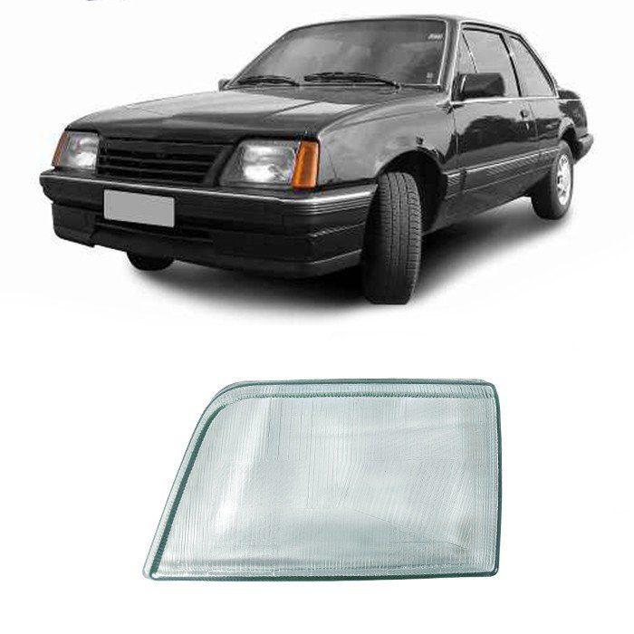 Lente Farol Monza - 1982 1983 1984 1985 1986 1987