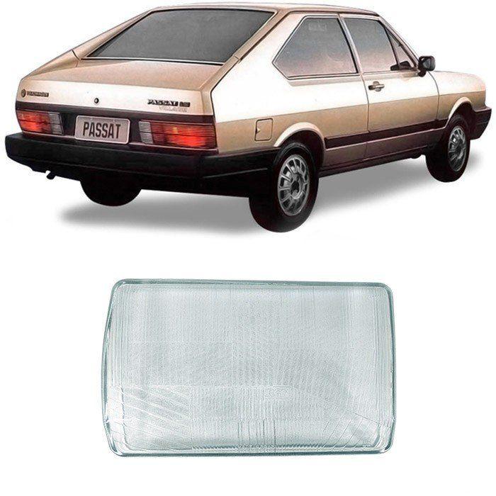 Lente Farol Passat - 1979 1980 1981 1982