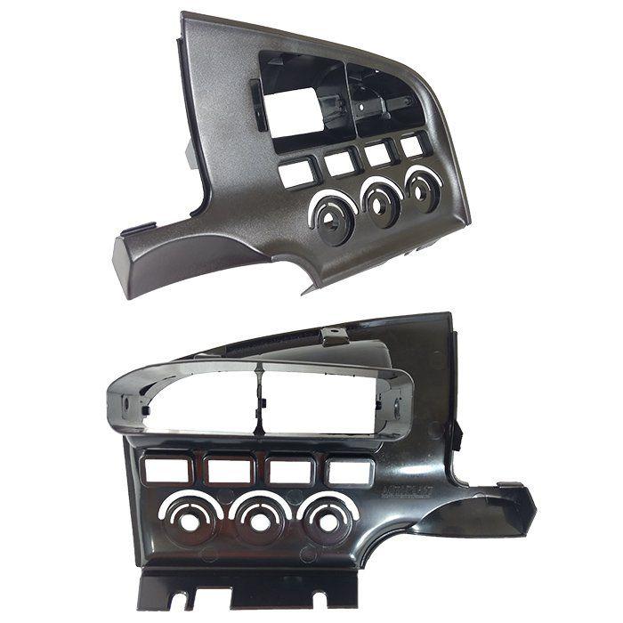 Moldura Painel Central /  Difusores - Logus Pointer S/ Mecanismo