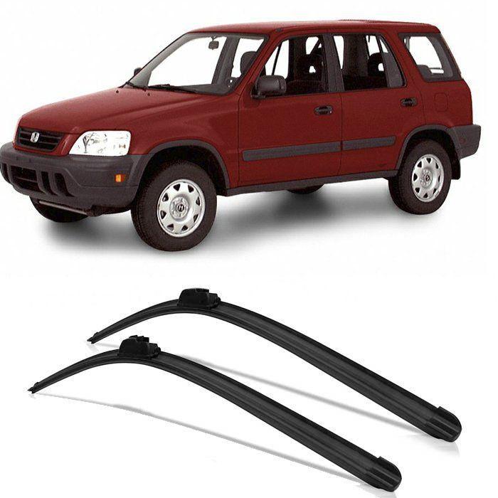 Palheta Slim Limpador Parabrisa CRV 1995 1996 1997 1998 1999 2000 2001