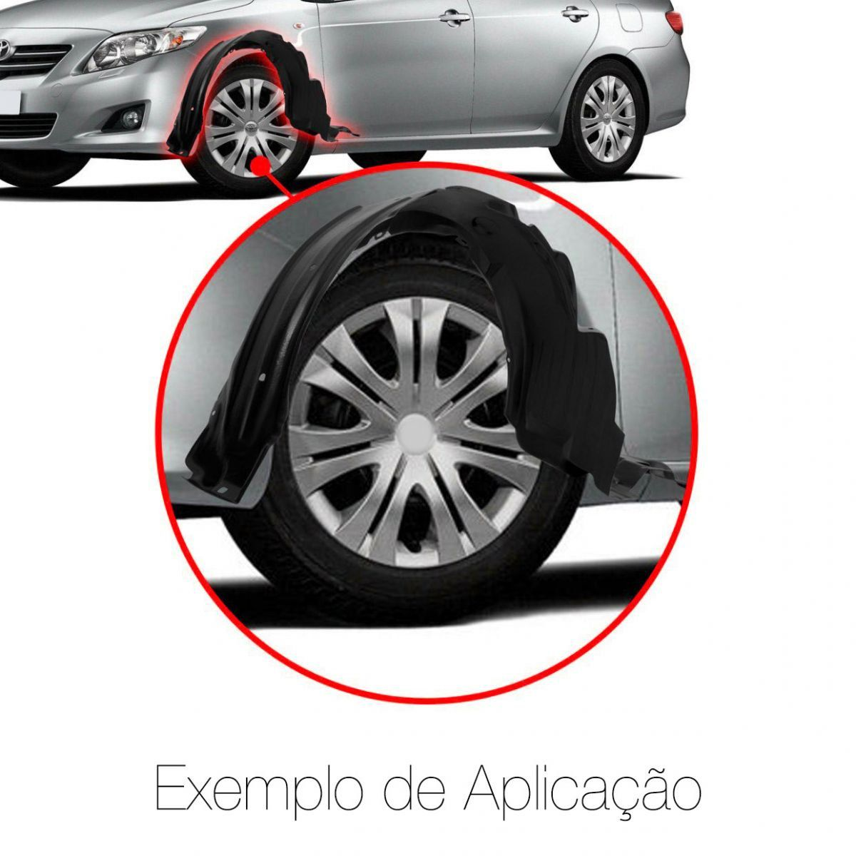 Parabarro New Civic 2011 2012 2013 2014