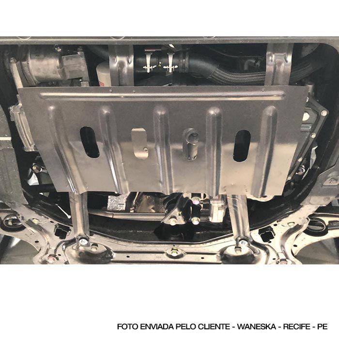 Protetor De Carter - Nissan Kicks 2017 2018 2019 2020