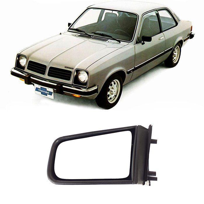 Retrovisor Chevette 1987 1988 1989 1991 1992 1993 - S/controle - Retrovex