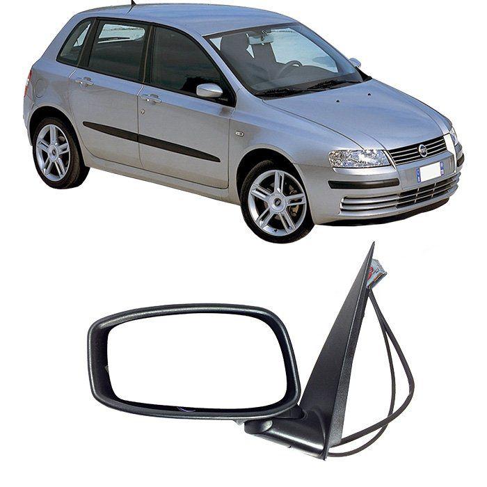 Retrovisor Fiat Stilo 2002 2003 2004 2005 2006 2007 2008 - Elétrico