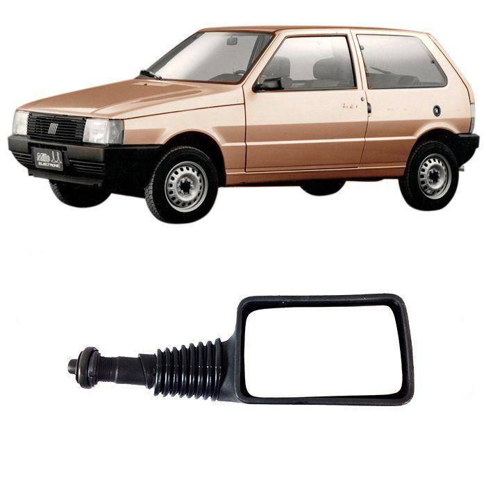 Retrovisor Fiat Uno 1996 1997 1998 1999 2000 2001 - Manual - Retrovex
