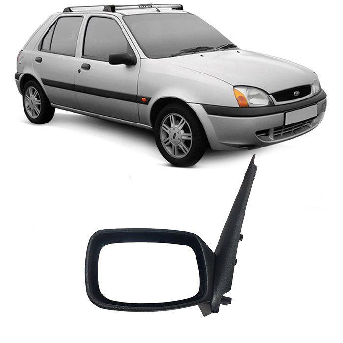 Retrovisor Fiesta 1996 1997 1998 1999 2000 2001 - S/controle - Retrovex