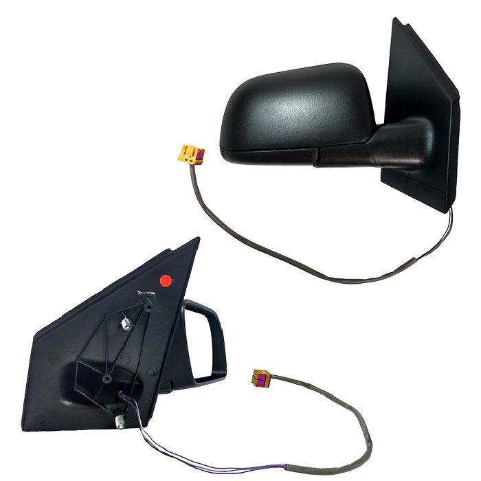 Retrovisor Polo 2003 2004 2005 2006 2007 2008 2009 - Elétrico - Retrovex