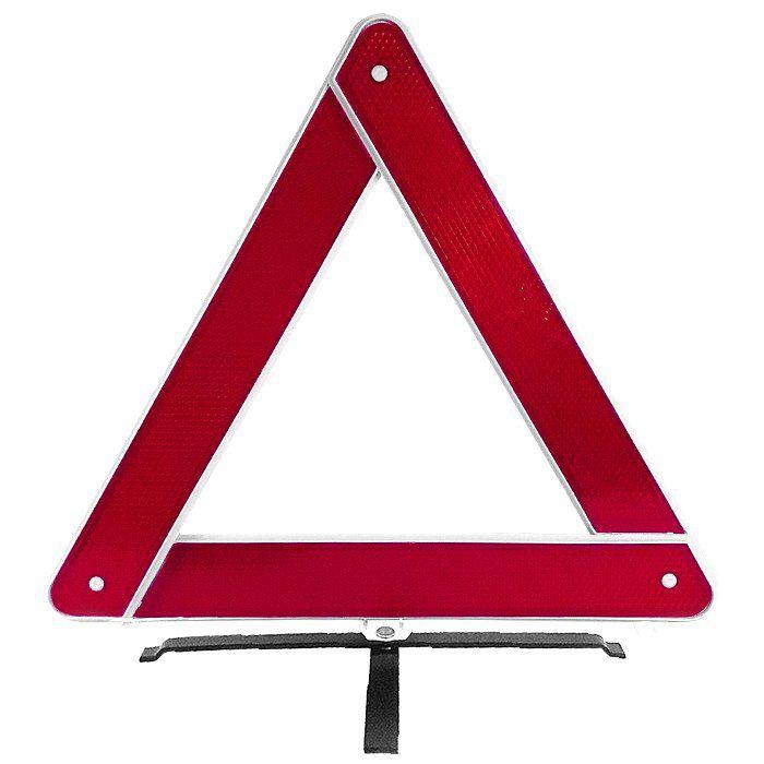 Triângulo De Advertência - Base Pesada