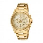697d53181e0 Relógio Bulova Masculino Ref  Wb30864x Cronógrafo Dourado