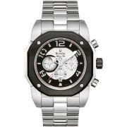 32c9bb128a2 Relógio Bulova Masculino Ref  Wb31041t Marine Star