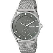 Relógios Web Shop Relógio Skagen Masculino Ref  Skw6100 z Slim Prateado 52223c4994