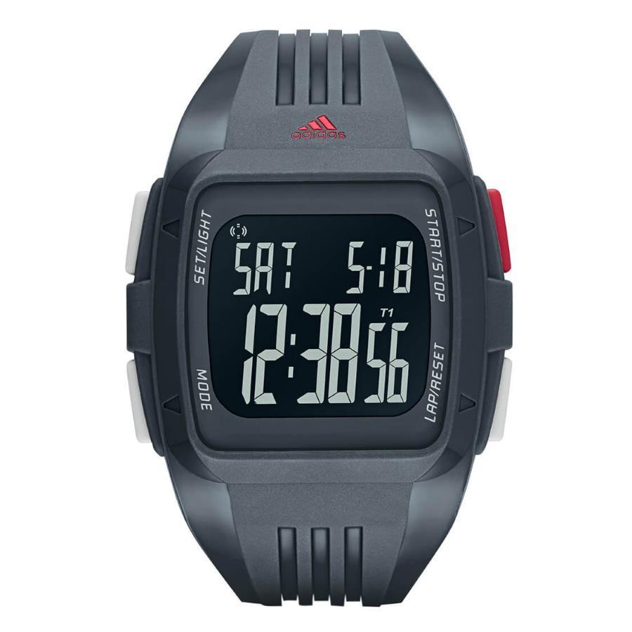 f3b9aaec80e Relógio Adidas Masculino Ref  Adp3279 8pn Esportivo Cinza - Relógios Web  Shop ...