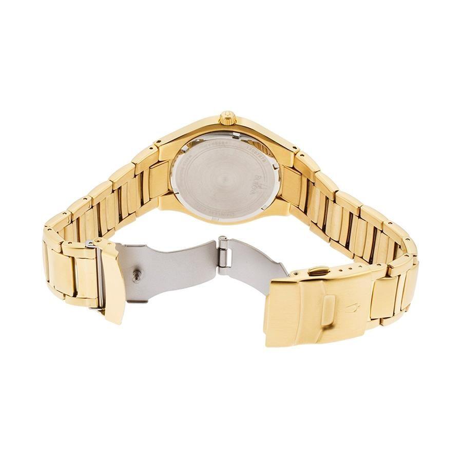 5d9599a0723 ... Relógio Bulova Masculino Ref  Wb21132h Casual Dourado - Relógios Web  Shop