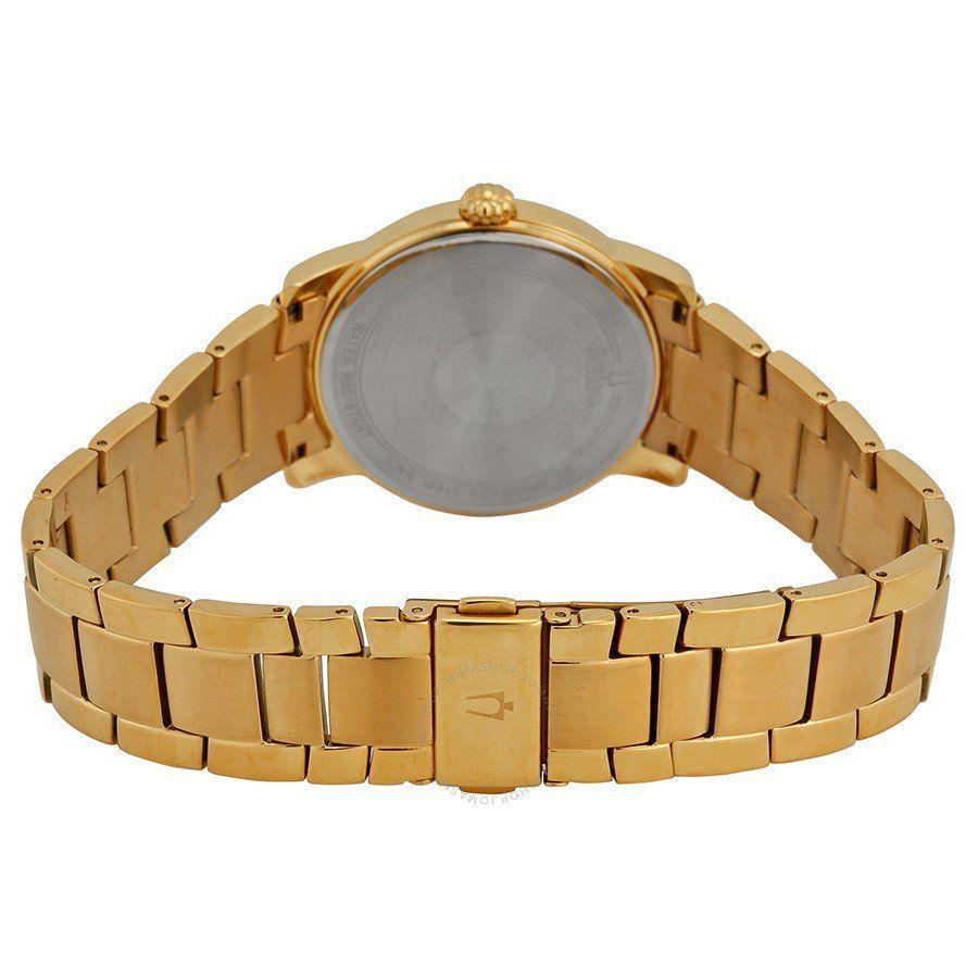 476ddf07dcd ... Relógio Bulova Masculino Ref  Wb21481h Social Dourado - Relógios Web  Shop