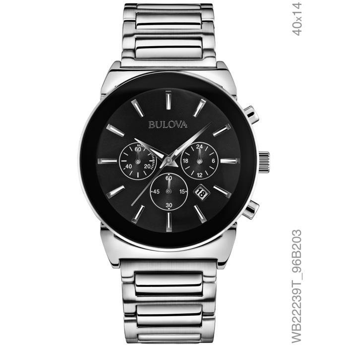 6e904d7fc17 Relógios Web Shop Relógio Bulova Masculino Ref  Wb22239t