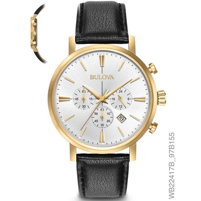 ec1ae3d1ba5 Relógios Web Shop Relógio Bulova Masculino Ref  Wb22417b